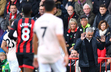 Premier League - AFC Bournemouth v Manchester United