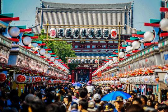 三社祭(浅草寺)