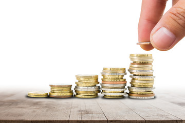 Save money with stack money coin