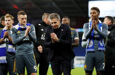 Premier League - Cardiff City v Leicester City