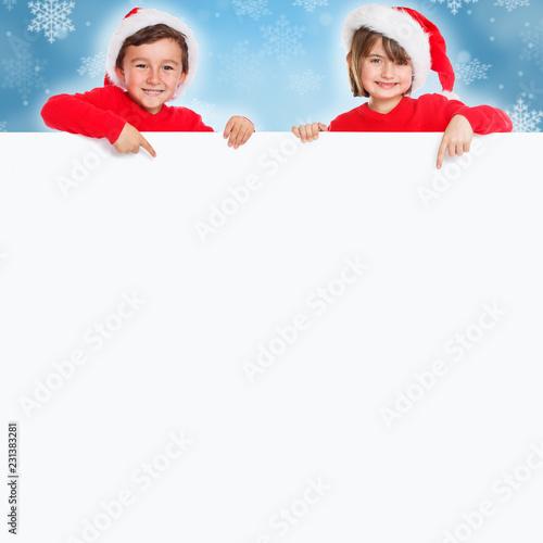 kinder m dchen junge weihnachtsmann nikolaus weihnachten. Black Bedroom Furniture Sets. Home Design Ideas