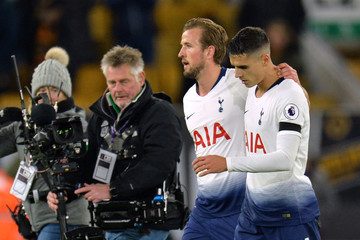 Premier League - Wolverhampton Wanderers v Tottenham Hotspur