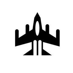 Air force icon. Trendy Air force logo concept on white background from army and war collection