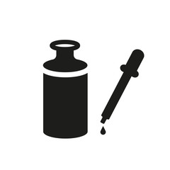 Serum icon. Trendy Serum logo concept on white background from Health and Medical collection