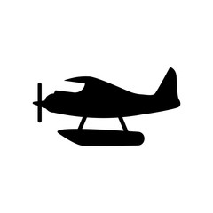 hydroplane icon. Trendy hydroplane logo concept on white background from Transportation collection