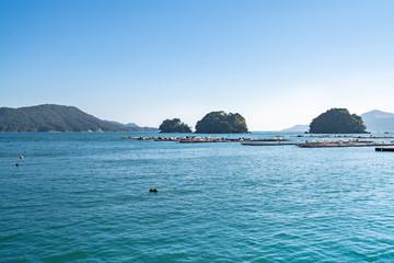 日本の観光地 / 三重県 / 鳥羽 / 海 / 観光地のイメージ