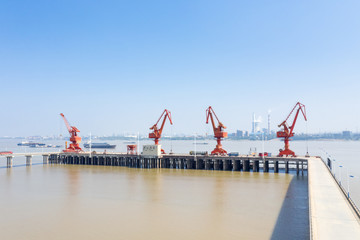 inland river wharf