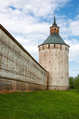The rural life and the religious monuments of Karelia region