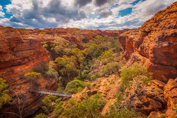 Garden of Eden, Kings Canyon, Northern Territory, Australia