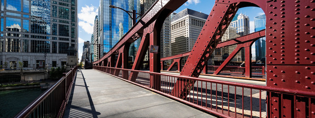 Chicago bridge