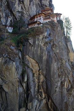 Tiger's Nest temples (Taktsang Monastery), Landmark of Bhutan
