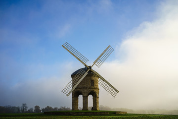 Foggy Day Chesterton Windmill Such a nice public walk in Warwickshire, UK