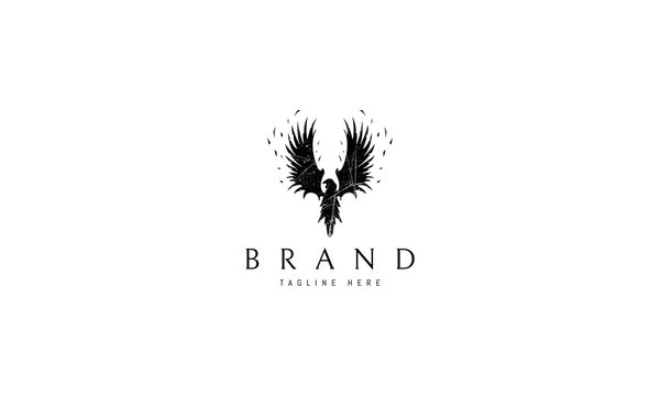 Phoenix Black vector logo image