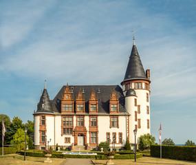 Schloss Klink mecklenburgische Seenplatte