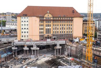 Bahnprojekt Stuttgart 21