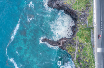 Aerial Coastline 1