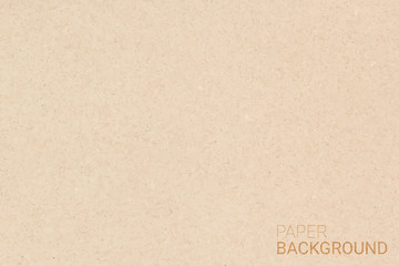 Brown paper texture background. Vector illustration eps 10.
