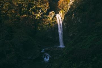 Waterfall and forest - Ninoskhevi