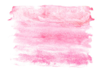 Blush pink watercolor background