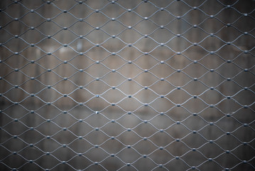 Clean Chain Link Fence Wide
