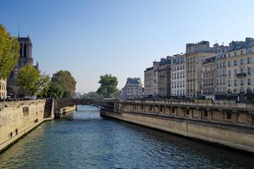 La Seine au Quartier Latin, Paris