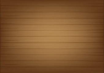 3D Mock up Realistic Wood Background Illustration Vector