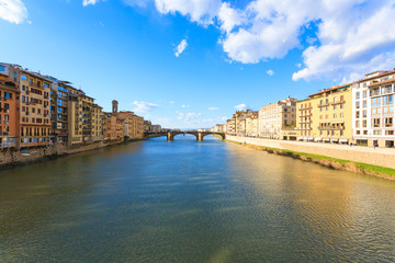 Beautiful Florence landscape, Italy