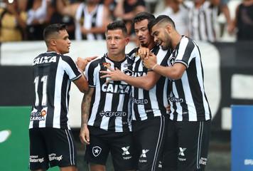 Brasileiro Championship - Botafogo v Corinthians