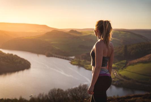 Model hiking