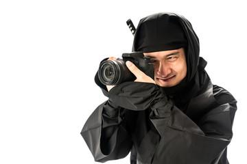 忍者 カメラ