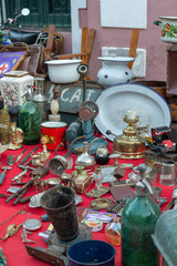 Antique objects
