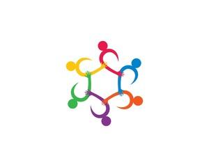 Community logo illustration