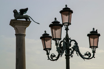 Leone di San Marco a Venezia