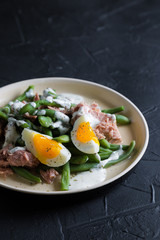 Tuna and Green Bean Salad