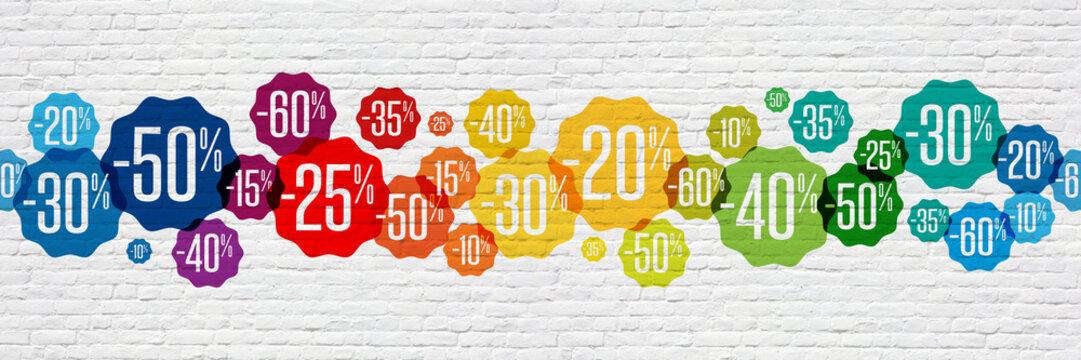 Soldes - Promo / Pourcentages