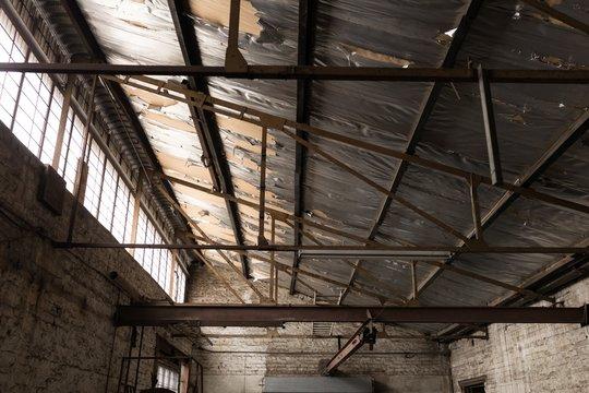 Roof top in workshop