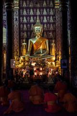 Laos - Luang Prabang - Vat Sensoukharam