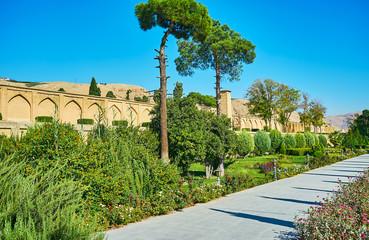 Jahan Nama Garden, Shiraz, Iran