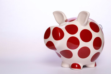 piggy bank without coins