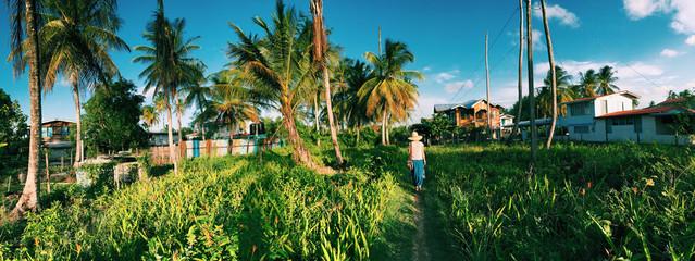 village in Guayana