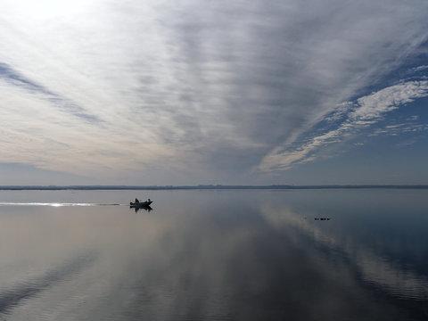 Ciel du Bassin d'Arcachon