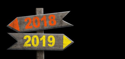 Frohes neues Jahr 2019!