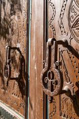 Decorative door handle