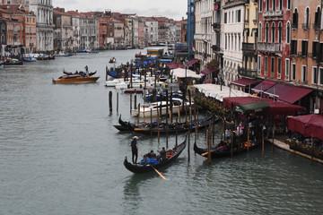 Venezia - Canal Grande a Rialto