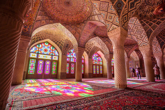 Iran - Nasir ol Molk Shiraz