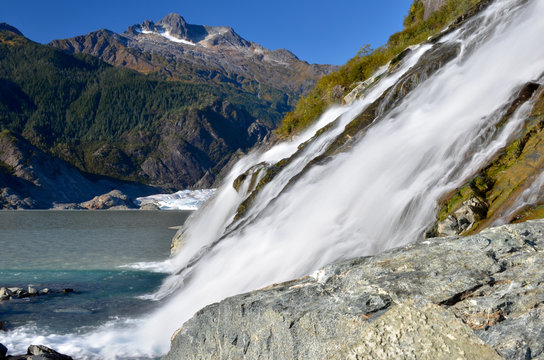 Nugget Falls Juneau