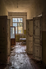 Chernobyl Lost Places