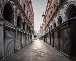 Morgenstimmung Venedig