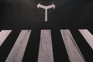 Welche Richtung?