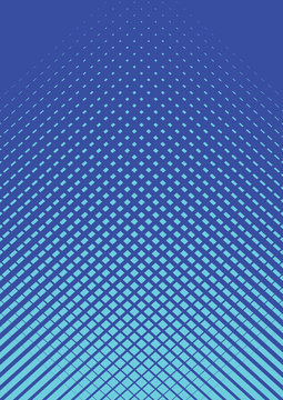 A4 Fading blue line pattern background